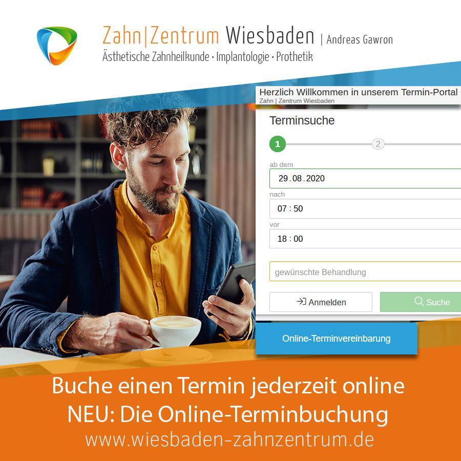 2020-08- Online-Terminbuchung