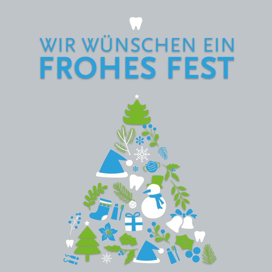 Weihnachten 2020 Zahnzentrum Wiesbaden